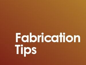 Fabrication Tips: Bending Architectural Bronze Extrusions