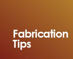 fabriaction tips bending bronze