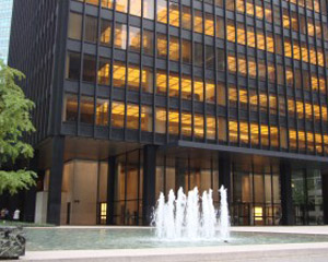 Bronze Seagram Building