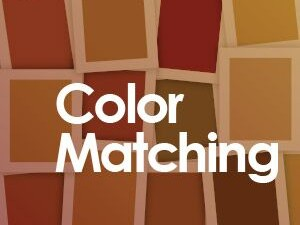 Color Matching Chart for Copper, Brass, Bronze, Nickel Silver