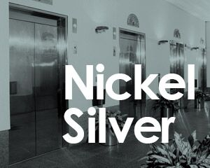 nickel silver for elevator sills