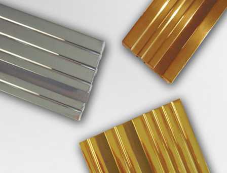 Brass Bronze Nickel Silver