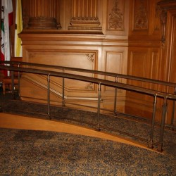 San Francisco City Hall Railings